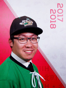 GRINDERS Joe Zhang